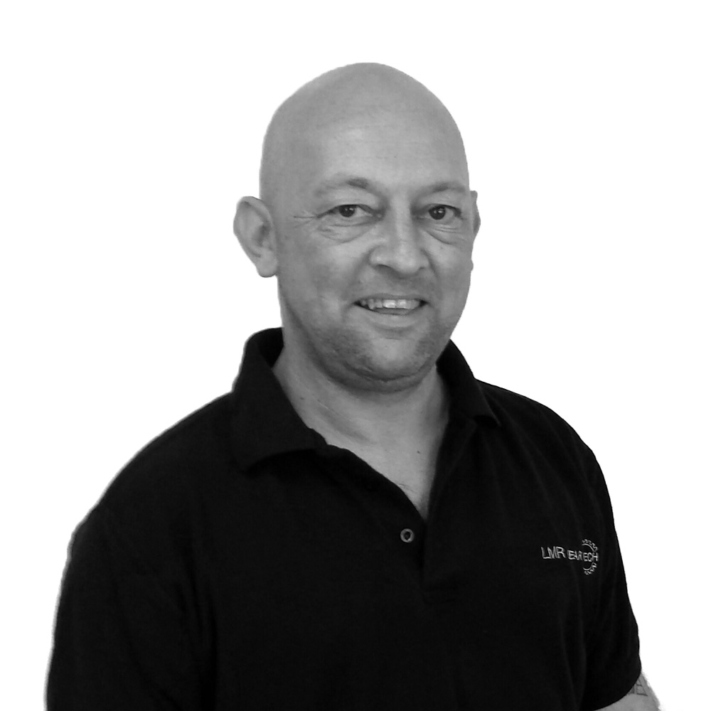 Dean Burlton - Production Manager Gear Division