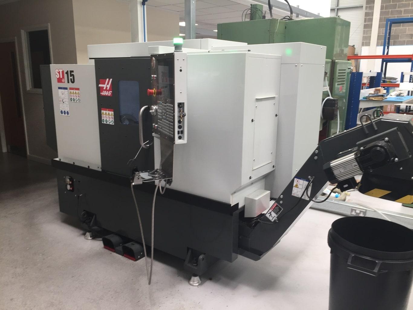 Haas ST15 CNC machining centre